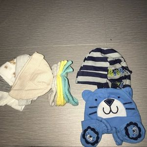 ‼️SALE‼️ Baby hats, socks and mittens (BN) (NWOT)